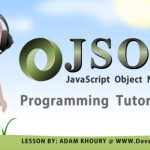 Free JSON Tutorial for Beginners