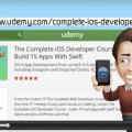 Udemy Complete iOS8 and Swift Course
