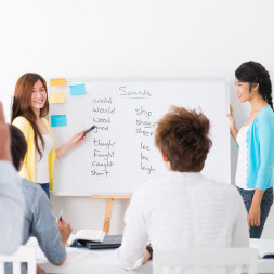 Alison English Vocabulary and Pronunciation