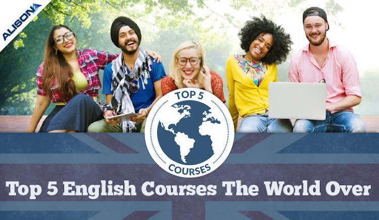Alison Top 5 English Courses