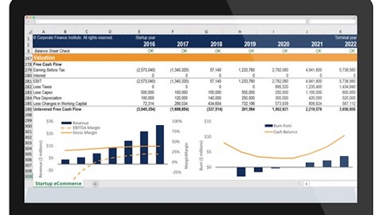 Learn Excel Shortcuts, Formulas & Functions for Financial Modeling