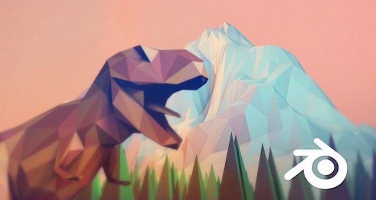 Create Beautiful 3D Models Using Blender – For Only $19